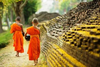 Tramping dla Singli w kambodżańskiej dżungli