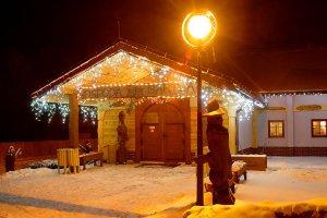 Zimowy świąteczny relaks dla Singli nad Biebrzą