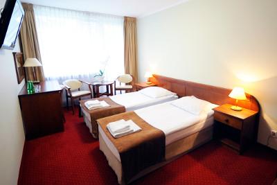 Wrześniowy pobyt dla Singli w Bydgoszczy - Hotel Zawisza
