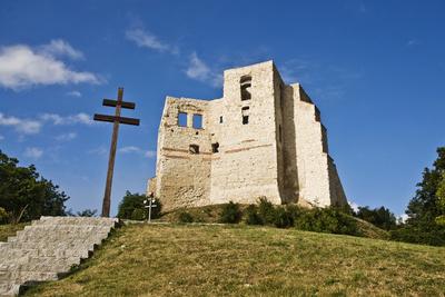 Wiosenny Weekend dla Singli - ruiny zamku w Kazimierzu Dolnym