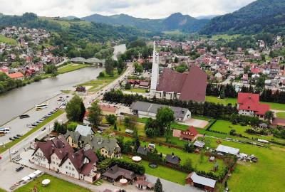 Letni wypoczynek dla Singli w górach - Krościenko nad Dunajcem