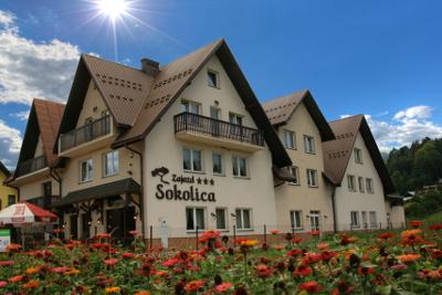 Wakacje dla Singli w Krościenku nad Dunajcem - Hotel Zajazd Sokolica