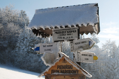 Zimowy wypoczynek dla Singli w górach - Krościenko nad Dunajcem