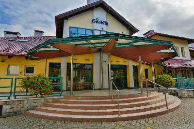 Wakacje dla Singli w Lądku Zdroju - ośrodek Geovita