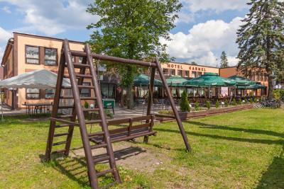 Weekend Sierpniowy dla Singli w Augustowie- Hotel Karmel