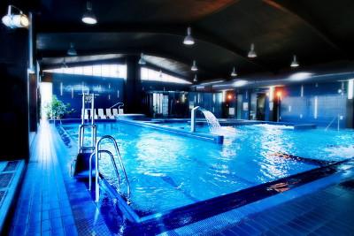 Święta dla Singli w Nałęczowie - relaks na basenie Atrium