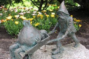 Weekend dla Singli - wycieczka do wrocławskiego Ogrodu Botanicznego