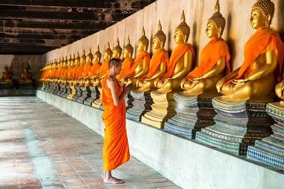 Niezwykły klimat Kambodży