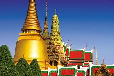 Zapierające dech w piersiach świątynie buddyzmu