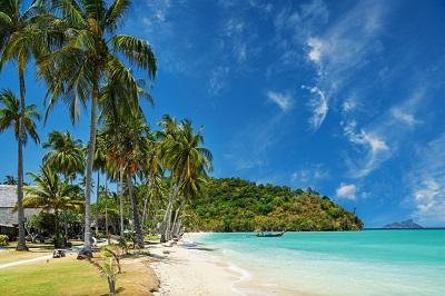 Zrelaksuj się na pięknej, piaszczystej plaży