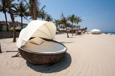 Relaks wśród palm