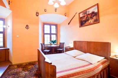 Październikowy Weekend dla Singli na Zamku - pokój w Hotelu Zamek Czocha