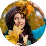 jesień w górach dla singli